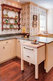 Rolling Kitchen Island Ikea by Gorgeous Butcher Block Cart In Kitchen Traditional With Ikea Trash