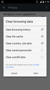 How To Delete Maps History How To Clear History From Android Phones
