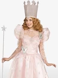 Glinda Halloween Costume Wizard Oz Costumes Party Delights