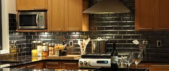8 mirror types for a fantastic kitchen backsplash beveled tile beveled subway tile westside tile and stone