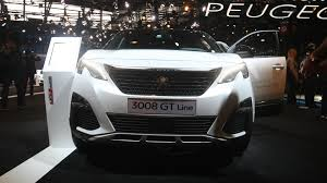 peugeot 3008 2016 interior all new peugeot 3008 feels right at home in paris