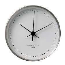 Horloge Murale Cuisine Design by Horloge Murale Henning Koppel Georg Jensen