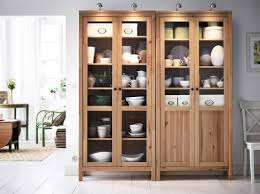 ikea hemnes glass door cabinet country style display with hemnes glass door cabinets in solid
