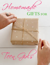 Cute Diy Christmas Gifts For Friends Teens Fab Homemade Gifts For Teen Girls That Look Store Bought Holidappy