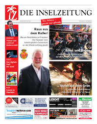 Esszimmer T Ingen Speisekarte Die Inselzeitung Mallorca Mai 2017 By Die Inselzeitung Mallorca