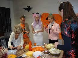 opulent design office halloween party ideas the walking dead