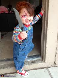 chucky costume toddler baby chucky costume