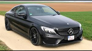 mercedes c class coupe tuning dia tuning mercedes c klasse w205 coupe 20 zoll inden design