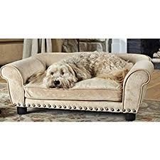 Dog Settee Sofa Amazon Com Enchanted Home Pet Library Sofa 40 5 By 30 By 18