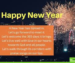 happy new year message 2018 new year sms text message