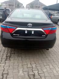 toyota camry 2015 toyota camry 2015 tokunbo autos nigeria