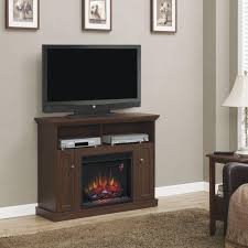 hampton bay electric fireplaces fireplaces the home depot