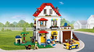 31069 modular family villa lego creator products and sets