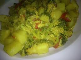 Potatoes Main Dish - kale with potatoes main or side dish delishably