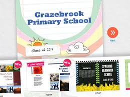 create a yearbook online create a yearbook leavers books