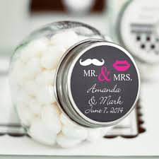 wedding favor jars chalkboard personalized mini glass jars chalkboard favors
