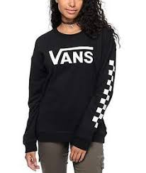 vans sweater vintage 90 s vans usa sweatshirt with spell out embroidered