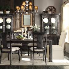 Dining Room Sets With China Cabinet Riverside 11855 Bellagio China Cabinet Homeclick Com
