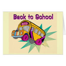 back to school greeting cards zazzle