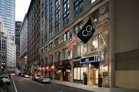 club quarters hotel in boston downtown boston ma hotel grand central club