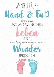 sprüche über fuß babygrußkarten 10 schöne kostenlose sprüche babykarten