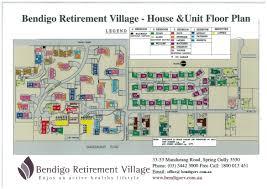 retirement village house plans house plans