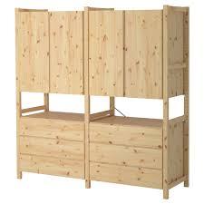 Schlafzimmer Schrank Und Kommode Ivar 2 Elem Schrank Kommode Ikea Hallway Pinterest