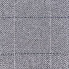 Grey Herringbone Curtains Kersey Silver Cloud Melford Wools Fabric Collection W Kersey 03