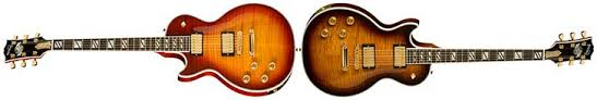 new left handed gibson guitars for 2013 part one