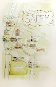 ramey map of salem oregon