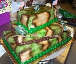 camoflauge cake coolest camouflage cakes