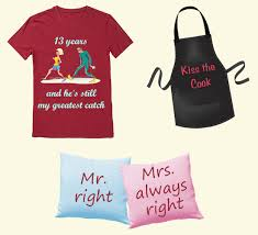 13th anniversary gift an amazing range of 13th wedding anniversary gift ideas