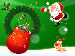 mixentry christmas santa claus holidays wallpapers computer ipads
