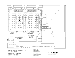 my floor plan supply expo floor plan toronto expo 2017