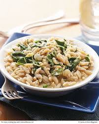 cuisine at home lemon spinach orzo cuisine at home erecipes