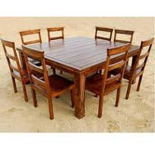 Square Wood Dining Tables Imposing Design Square Rustic Dining Table Enjoyable Inspiration