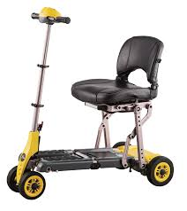merits health yoga s542 folding 4 wheel mobility scooterl for sale