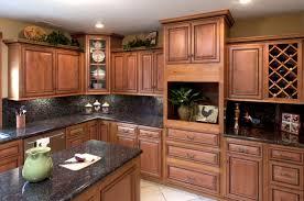 cinnamon glaze kitchen cabinets bar cabinet