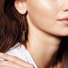 rebel earrings stella dot stella dot rebel drop earrings from hindy s