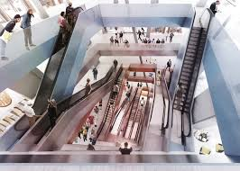 oma unveils renovation plans for berlin u0027s kadewe department store