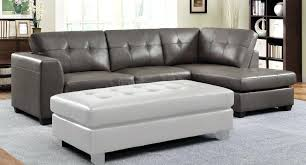 gray tufted sectional sofa u2013 perfectworldservers info