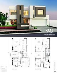 modern house design plans plan 737002lvl two suite modern rustic house plan modern house