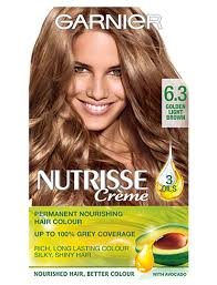 light brown hair 6 3 golden light brown nutrisse garnier