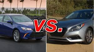 toyota camry hybrid vs hyundai sonata hybrid toyota camry hybrid vs hyundai sonata hybrid carsdirect