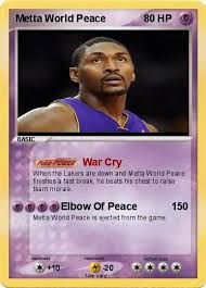 Metta World Peace Meme - metta world war memes memes pics 2018