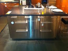 ikea island kitchen remarkable manificent stainless steel kitchen island stainless