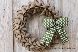 petal burlap wreath how to the bow find it make