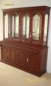 how to display china in a cabinet handmade timber china cabinets and display cabinets hand made