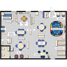 classroom floor plan designer classroom layout ecers approved and not a maze class setup