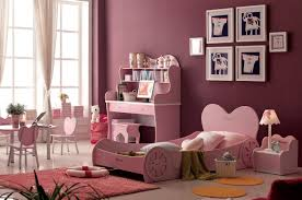 Pink Girls Bedroom The Cute Pink Bedroom Ideas Home Furniture And Decor